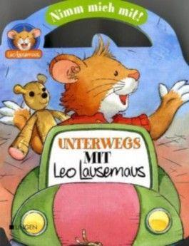 Unterwegs mit Leo Lausemaus