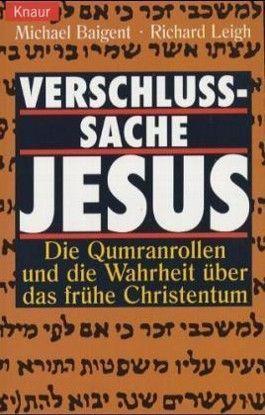 Verschlußsache Jesus