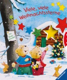 Viele, viele Weihnachtssterne