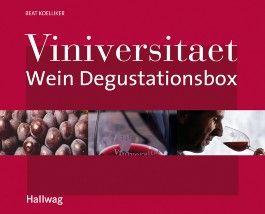 Viniversitaet - Wein Degustationsbox