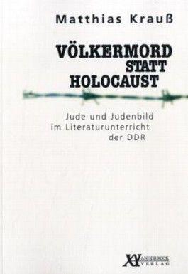 Völkermord statt Holocaust