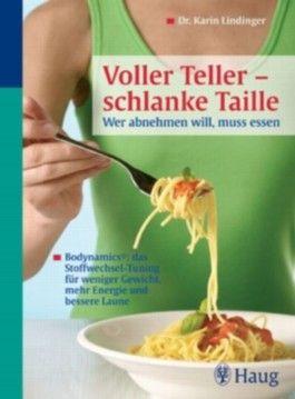 Voller Teller - schlanke Taille: Wer abnehmen will, muss Essen