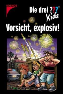 Vorsicht, explosiv!