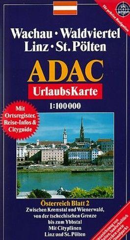Wachau, Waldviertel, Linz, St. Pölten