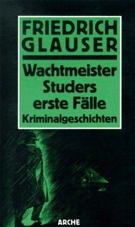 Wachtmeister Studers erste Fälle, Sonderausg.