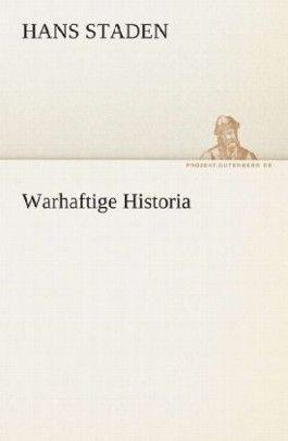 Warhaftige Historia