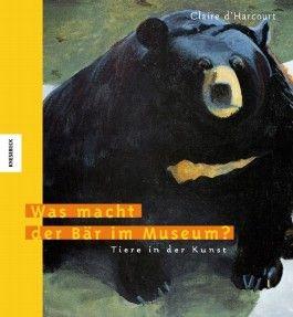 Was macht der Bär im Museum?