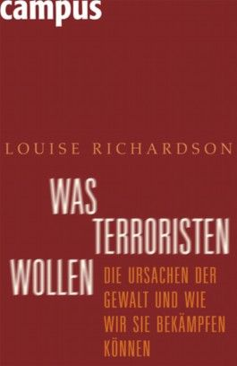 Was Terroristen wollen.