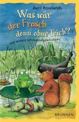 Was wär der Frosch denn ohne Teich