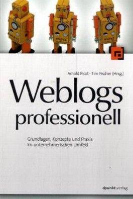 Weblogs professionell