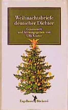 Weihnachtsbriefe deutscher Dichter