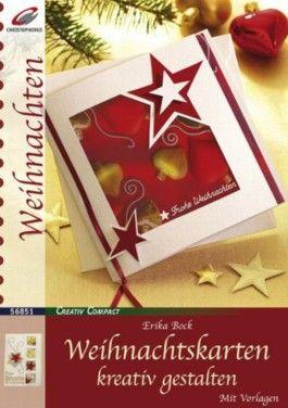 Weihnachtskarten kreativ gestalten