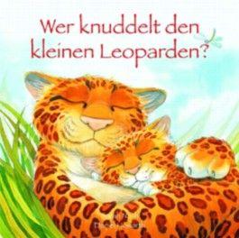 Wer knuddelt den kleinen Leoparden?