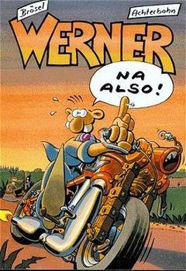 Werner Nr. 9. Na also