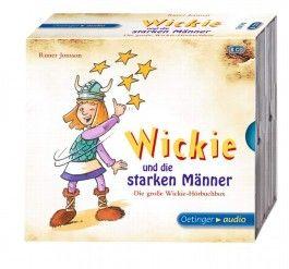 Wickie und die starken Männer, Die große Wickie-Hörbuchbox