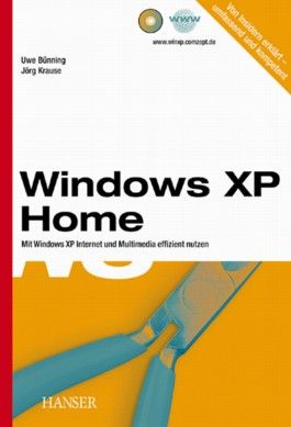 Windows XP Home, m. CD-ROM