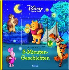 Winnie Puuh 5-Minuten-Geschichten