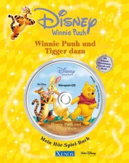 Winnie Puuh und Tigger dazu