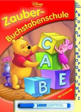 Winnie Puuh Zauber-Buchstabenschule