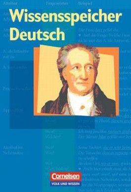 Wissensspeicher / Deutsch (Bisherige Ausgabe)