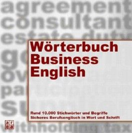 Wörterbuch Business English