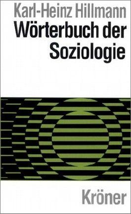 Wörterbuch der Soziologie.
