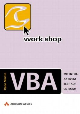Workshop VBA, m. CD-ROM