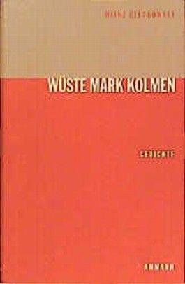 Wüste Mark Kolmen