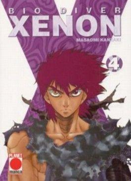 Xenon, Band 4