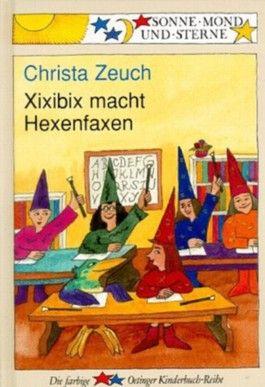 Xixibix macht Hexenfaxen
