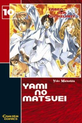 Yami no matsuei. Bd.10