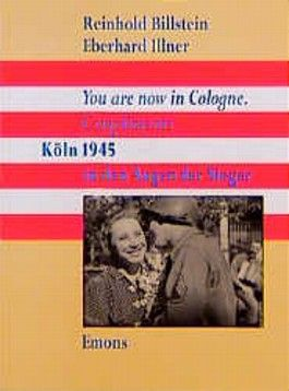 You are now in Cologne. Compliments
