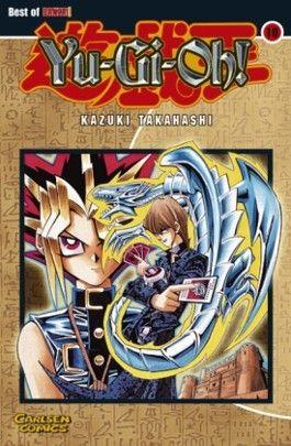 Yu-Gi-Oh!, Band 10