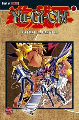 Yu-Gi-Oh!, Band 37
