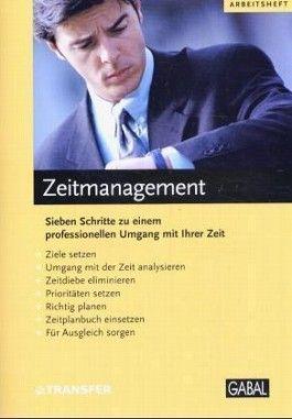 Zeitmanagement (Arbeitsheft)