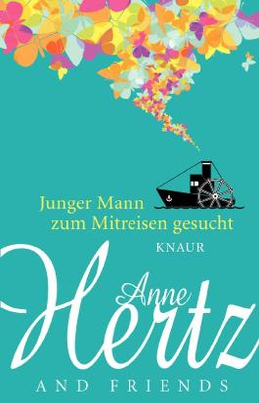 Junger Mann zum Mitreisen gesucht von Anne Hertz bei