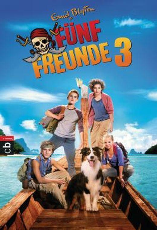 Fünf Freunde 3 - Das Buch zum Film von Enid Blyton bei