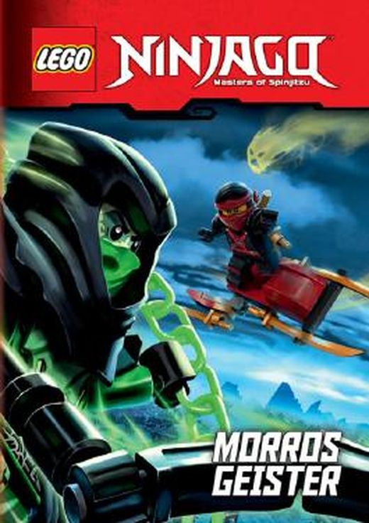 lego® ninjago™ morros geister von greg farshtey bei