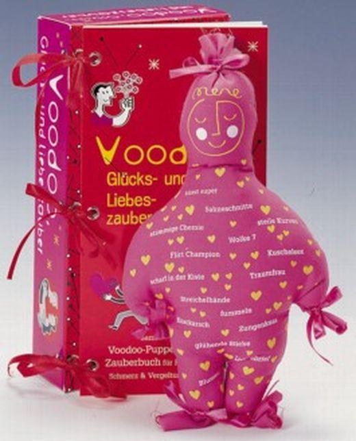Voodoo Glücks- und Liebeszauber, m. Voodoo-Puppe von