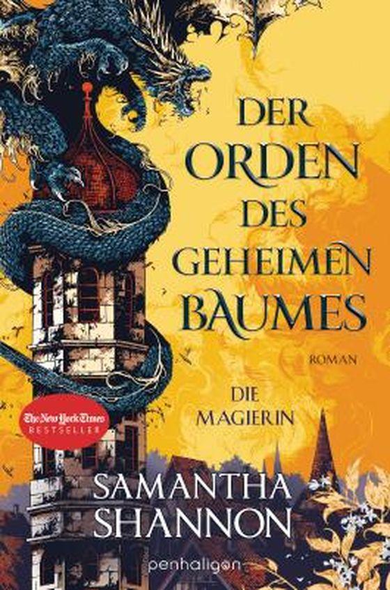 Der Orden Des Geheimen Baumes Die Magierin Von Samantha Shannon Bei Lovelybooks Fantasy